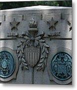 Arlington National Cemetery - 121216 Metal Print by DC Photographer
