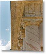 Arlington National Cemetery - Arlington House - 12121 Metal Print by DC Photographer