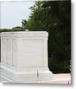 Arlington National Cemetery - Tomb Of The Unknown Soldier - 01136 Metal Print by DC Photographer