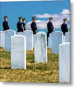 Arlington, Washington D.c. - Honor Metal Print