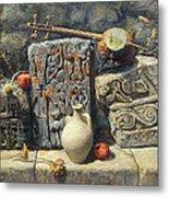 Armenian Stones Metal Print