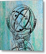 Armilla Metal Print by R Kyllo
