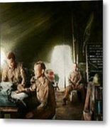Army - Administration Metal Print