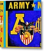 Army Navy 1979 Metal Print