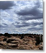 Around The Ranch Metal Print