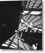 Arrested By The Light Metal Print