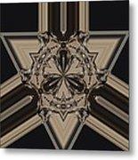 Arrow Of Jewels Metal Print
