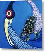 Art Bird Metal Print