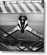 Art Deco Theatre 2 Metal Print