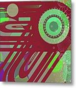 Art Explosion 5 Metal Print