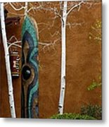 Art In Nature Metal Print by Claudette Bujold-Poirier