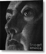 Art In The News 40-self Portrait Metal Print