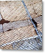 Art In The Street 3 Metal Print