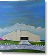 Art Museum Of South Texas Metal Print