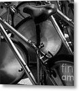 Art Of The Bicycle Metal Print