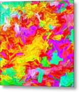 Art Series 01 Metal Print