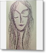 Art Therapy 160 Metal Print