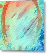 Art Therapy 23 Metal Print