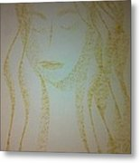 Art Therapy 40 Metal Print