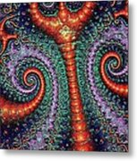 Artifact Under The Sea Metal Print
