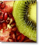 Artistic Moments With Food Metal Print by Inspired Nature Photography Fine Art Photography