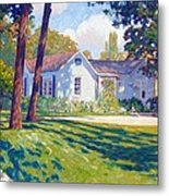 Artists Home Metal Print