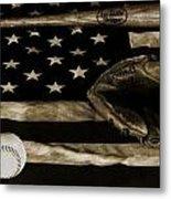 As American As Apple Pie Metal Print