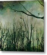 As Night Apaproaches  Metal Print