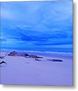 As The Storm Approaches Metal Print
