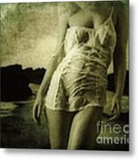 Ascending From The Sea Metal Print