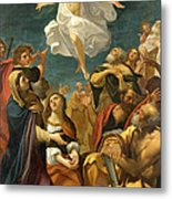 Ascension Of Christ Metal Print