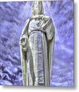 Ascension Of Christ Metal Print