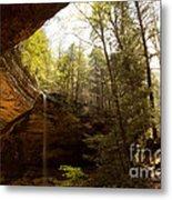 Ash Cave 2 Metal Print