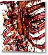 Ashes To Ashes Metal Print