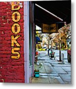 Ashland Bookstore Metal Print