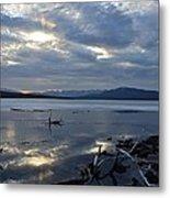 Ashokan Reservoir 17 Metal Print