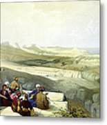 Askelon Metal Print