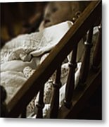 Asleep In The Darkness Metal Print