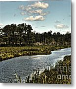 Assateague Island - A Nature Preserve Metal Print