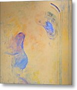 Assimilation Osmotically 2 Recycle  Metal Print