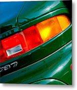 Aston Martin Db7 Taillight Metal Print