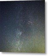 Astro Photography Milky Way Metal Print