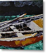At Rest Metal Print by Vickie Warner