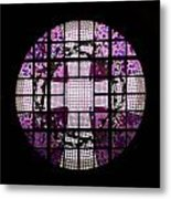 At The Cathedral Of Tampere Metal Print