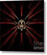 At The Core Metal Print by Renee Trenholm