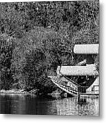 At The Lake-35 Metal Print