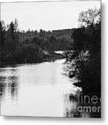 At The Lake-49 Metal Print