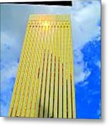 At The Mint Metal Print by Randall Weidner