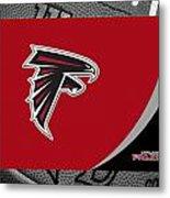 Atlanta Falcons Metal Print