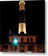 Atlantic City Lighthouse Metal Print